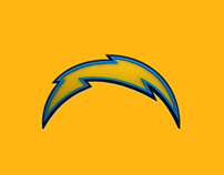 San Diego Chargers / Brand Advertising & Design