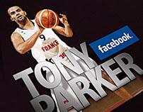 Jeu Facebook Tony Parker