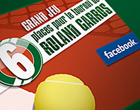 Jeu Facebook Roland Garros