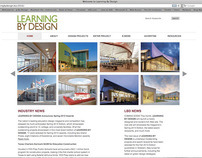 Learning By Design CMS Web Site