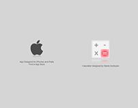 Calculator for iOS