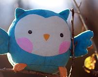 Plush toys Aki