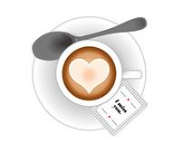 Non so più cosa fare, senza te o caffè.