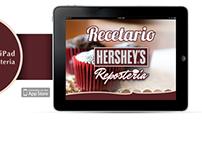 Recetario Hershey's® For iPad