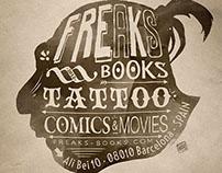 FREAKS Books Barcelona