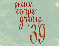 peace corps group 39 illustrations