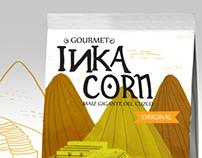 Inka Corn l Packaging Re-design