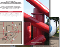 Laumeier Sculpture Park Brochure