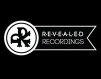 Revealed Recordings Branding