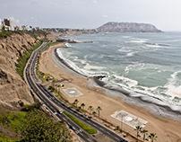 Peru - Lima Cliff