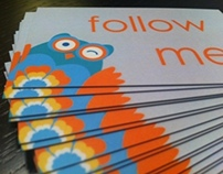 Blog Cards - Follow Me
