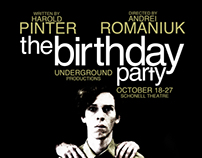 'The Birthday Party' Publicity