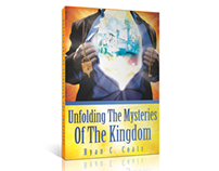 Unfolding The Mysteries | Book Cover Design