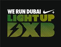 Nike+ We Run Dubai