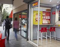 Winner-Toto - New retail modular concept