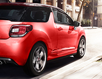Citroen DS3 Cab