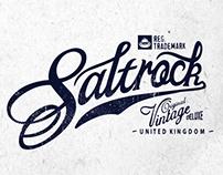 Saltrock Corp Tee prints
