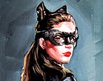 The Dark Knight Rises (2012): Anne Hathaway as Catwoman