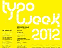 Typoweek 2012