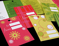 Sustainable Holiday Gift Tags