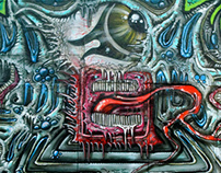 Graffiti Gore