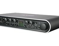 Mbox Pro-Tools Interface