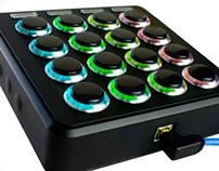 MIDI Fighter 3D