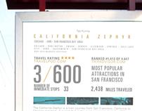 Amtrak//California Zephyr