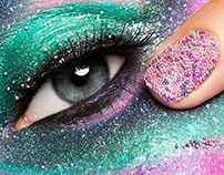 Nail Constellations: Make-Up Academy