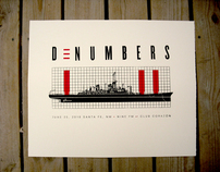 D-Numbers Event Poster