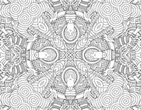 197 - Kaleidoscope Thai Warriors