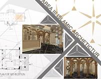 Graduation project: Modren Islamic Museum, Part III