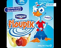 Floupix - Yaourt pour enfant