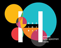 Helvetica Book Cover Specimen