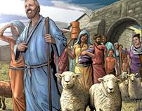 Abraham's Step of Faith