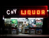 C&Y Liquor: 10pm-2am