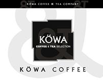 KÖWA COFFEE & TEA SELECTION