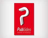 Publides - Logo and businesscards