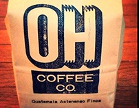 OH Coffee Logo/Identity