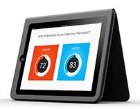 Reliance Home Cofmort iPad App