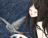 Illustrations 2010 - Birds of a Feather