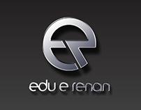 Logo Edu e Renan