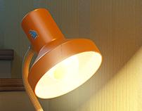 Lamps - CEZ advertising campaign
