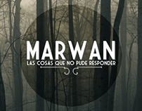Design CD & WEB Marwan