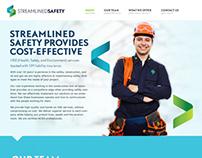 SS Logo Branding and website