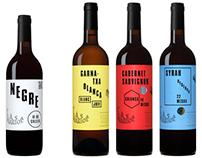 Casa Mariol wine collection