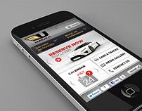 Udrive UI/UX Design