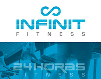 Corporate image gym-fitness 24horas