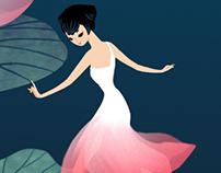Short Animation_Lotus Dance
