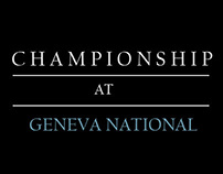 Championship At Geneva National 2012